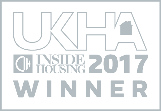 Phoenix Community Housing UK Housing Awards 2017 winner