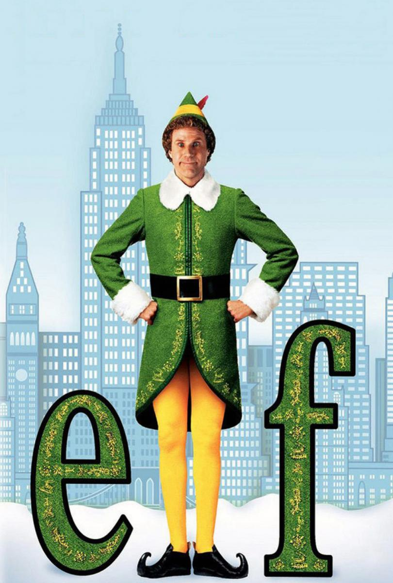 Film elf fee cartoon picture