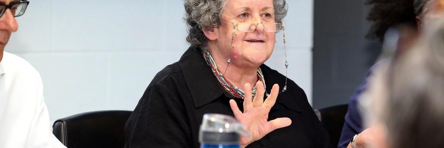Board Chair Anne McGurk