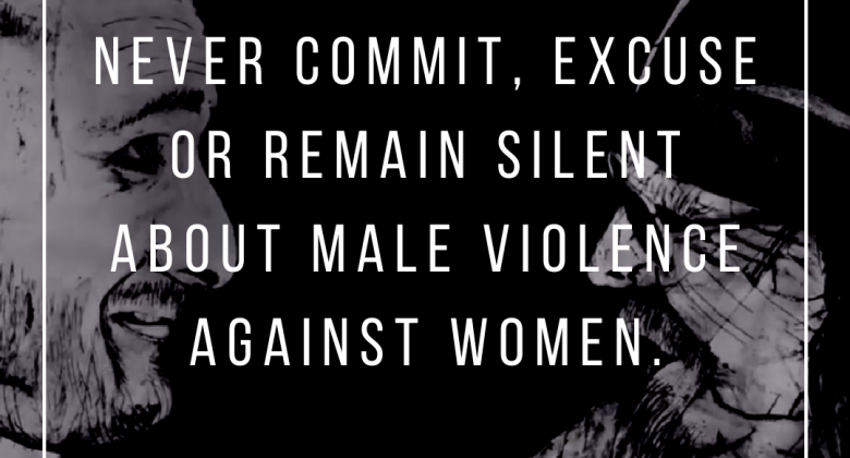 Make the Promise to end violence against women. White Ribbon Campaign