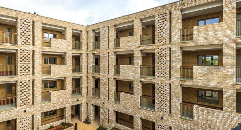 New Phoenix Community Housing homes at Hazelhurst Court