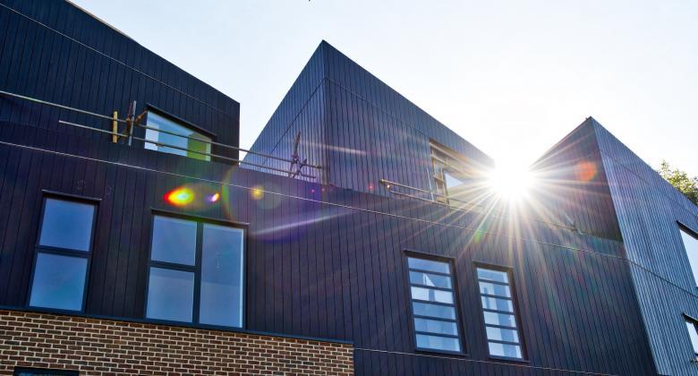 New Phoenix Community Housing development at Springbank Court