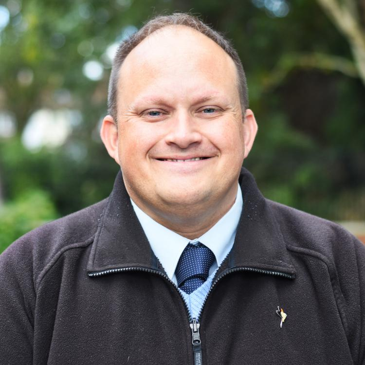 Photo of the author and Resident Scrutiny Panel member, Simon Barlow