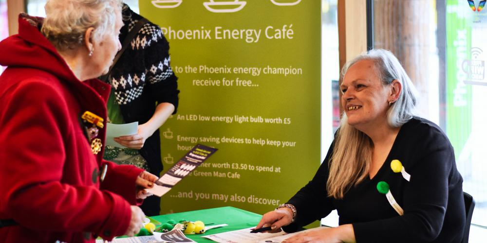Phoenix Community Housing provides free energy saving advice to help our residents cut their winter energy bills