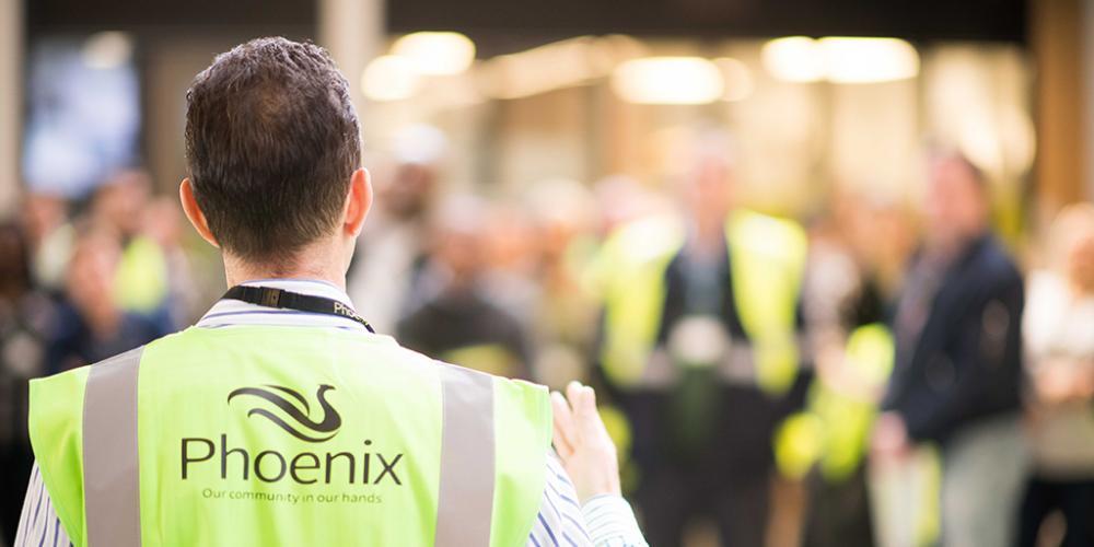 Image of Phoenix employee