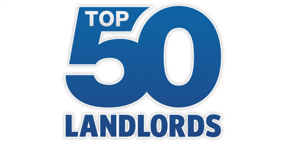 Top 50 landlords