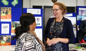 Photo of Phoenix Community Housing's Roots into Work programme