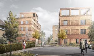 Plans approved for new Passivhaus Phoenix Community Housing homes at Melfield Gardens
