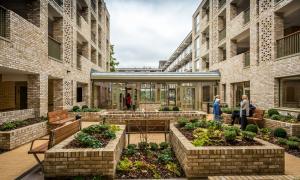 New homes at Hazelhurst Court