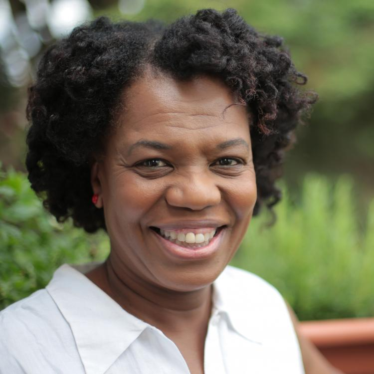 Image of Phoenix Vice Chair and tenant, Carmen Simpson